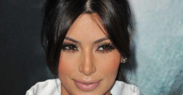 kim kardashian flequillo