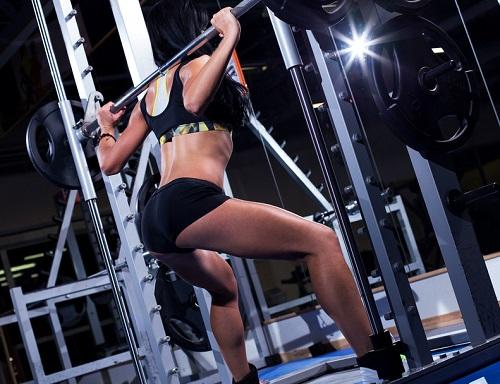 ejercicios de pesas