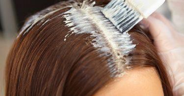 teñir el pelo