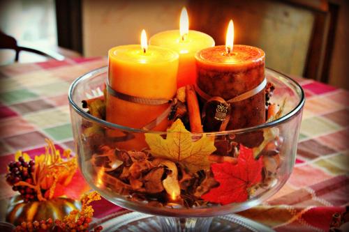 velas elevar energía vibratoria