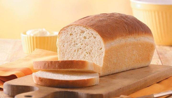retención de líquidos por el pan