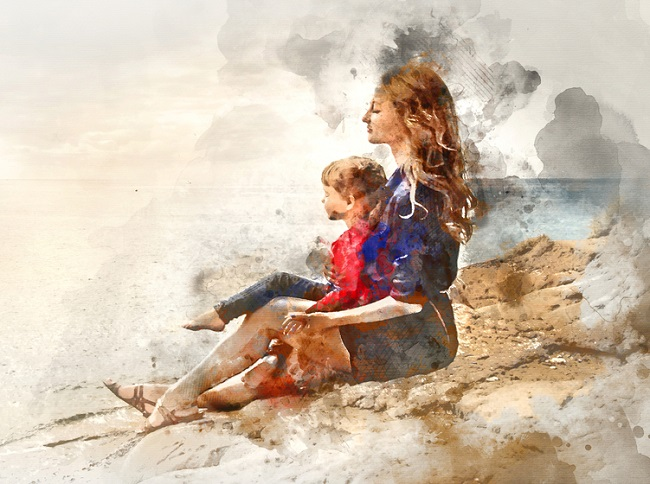 madre-e-hijo-juntos