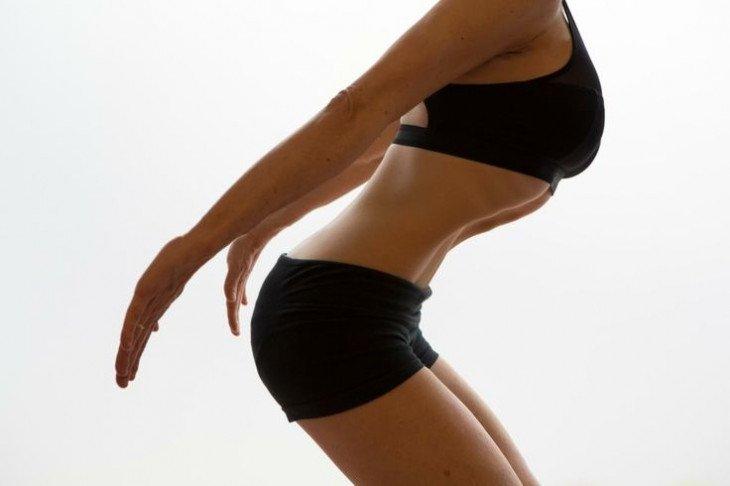 Ejercicio para tonificar los músculos del abdomen