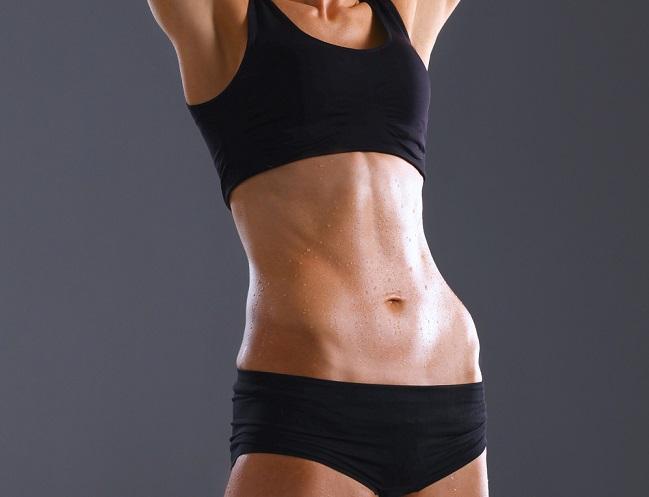 Cómo tonificar los músculos abdominales con un ejercicio infalible ...