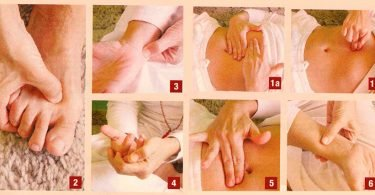 Guía para realizar un auto masaje que reduce el estrés, la ansiedad y nos llenará de energía