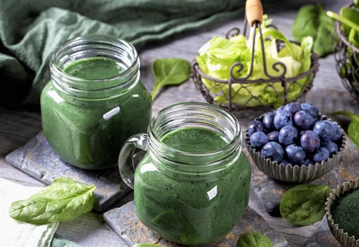 bebidas que aceleran la pérdida de peso jugo verde