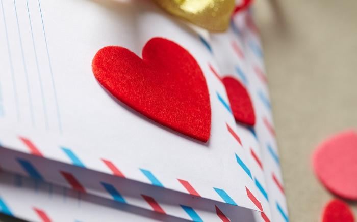 mensajes del corazón