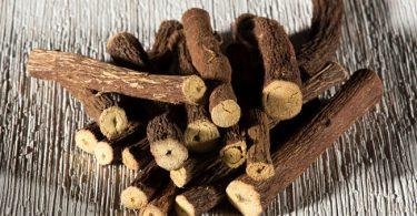 Beneficios de la raíz de regaliz para saciar el hambre