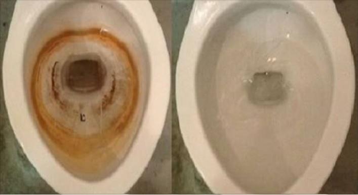 Eliminar el sarro del inodoro de manera r pida y casera - Eliminar sarro en casa ...