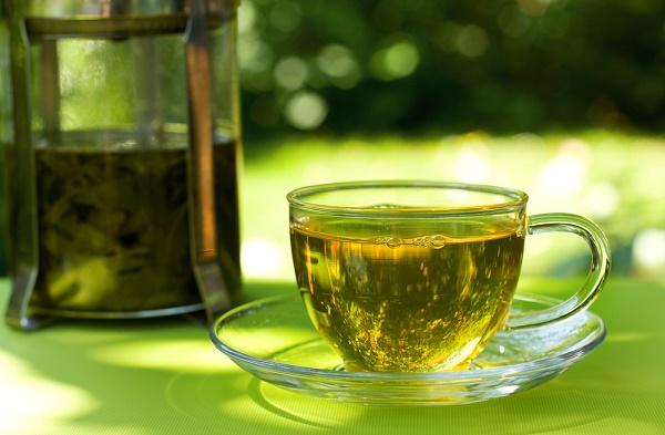té verde para estrógenos