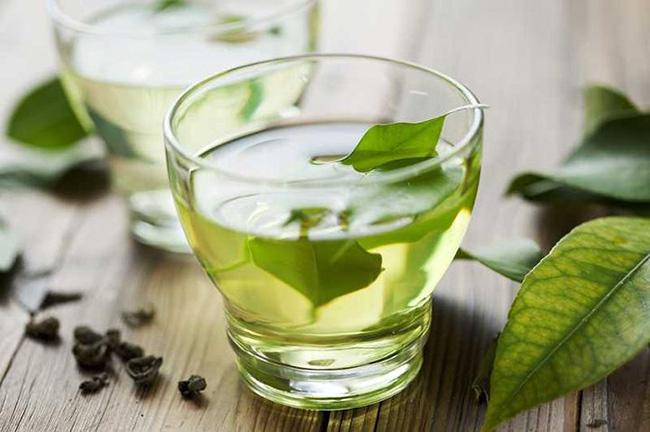 Té verde para aliviar el dolor muscular