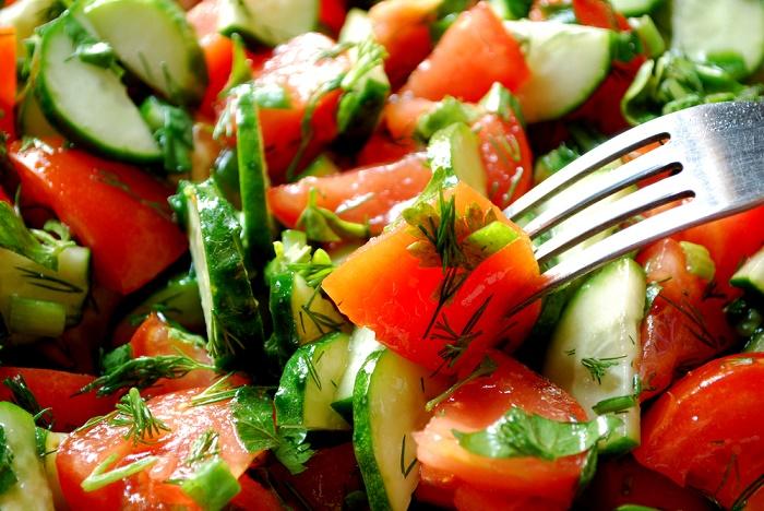 dieta detox ensalada