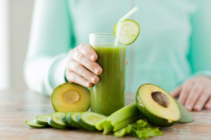 dieta detox jugo verde