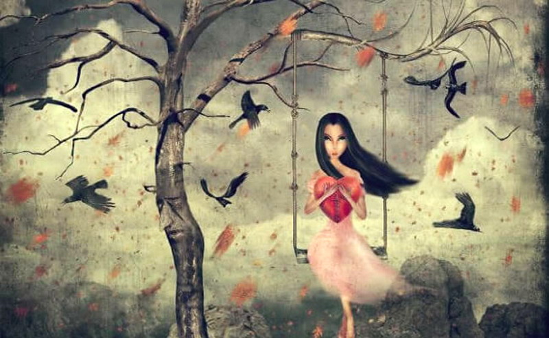 Una persona desagradecida termina sola y alejada de los demás