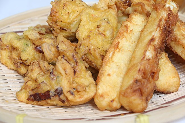 Yuca frita una receta que debes probar