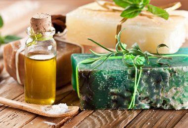 Como hacer un jabón de perejil con ingredientes caseros