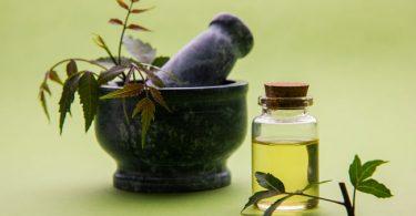 Aceite de Neem como tratamiento de belleza