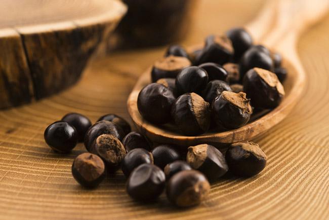 Fruto de guaraná para conseguir bajar de peso