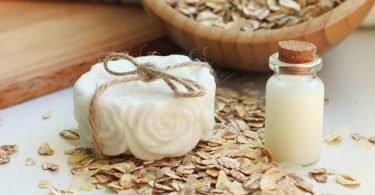 Ppreparando tu propio jabón de avena en casa