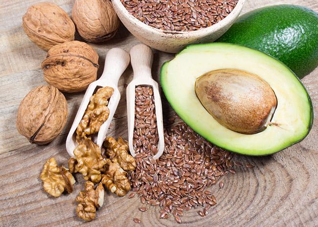 Alimentos ricos en ácidos omega 3 para revertir síntomas de la depresión