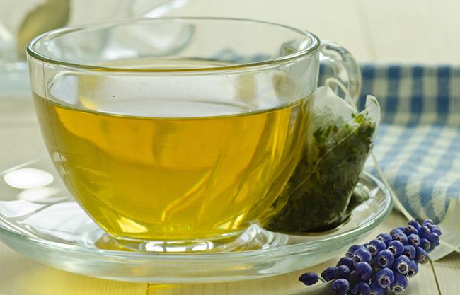 5 formas de tomar el té verde para quemar grasa y bajar de