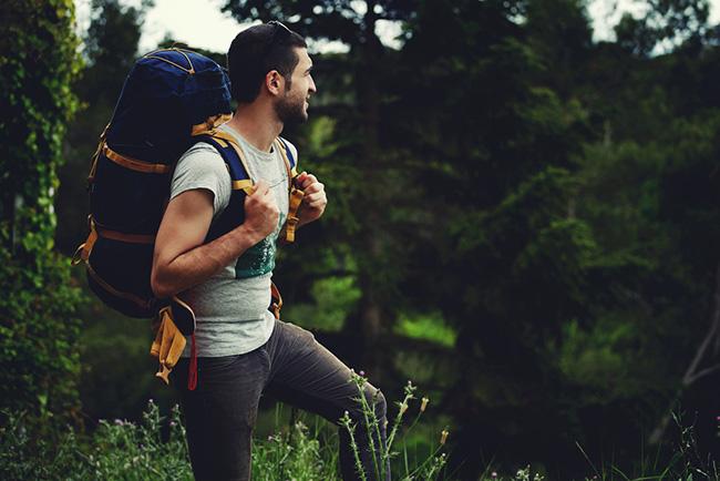 Vacaciones en montañas como un desafío personal