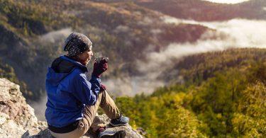 los beneficios de vacacionar en las montañas