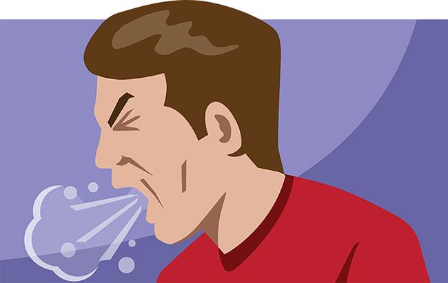 Causas de la tos seca y como tratarla con jarabes expectorantes