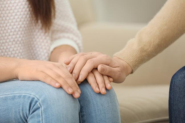 El apoyo familiar es clave para que una persona con depresión crónica encuentre mejoría