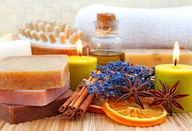 Beneficios de usar jabones de glicerina