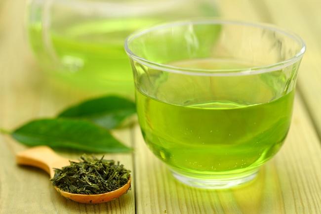 metabolismo lento té verde