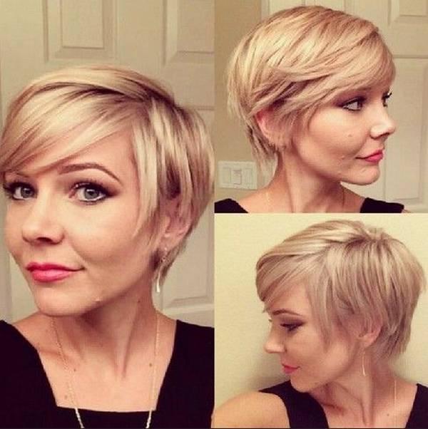 peinados pixie para parecer más joven