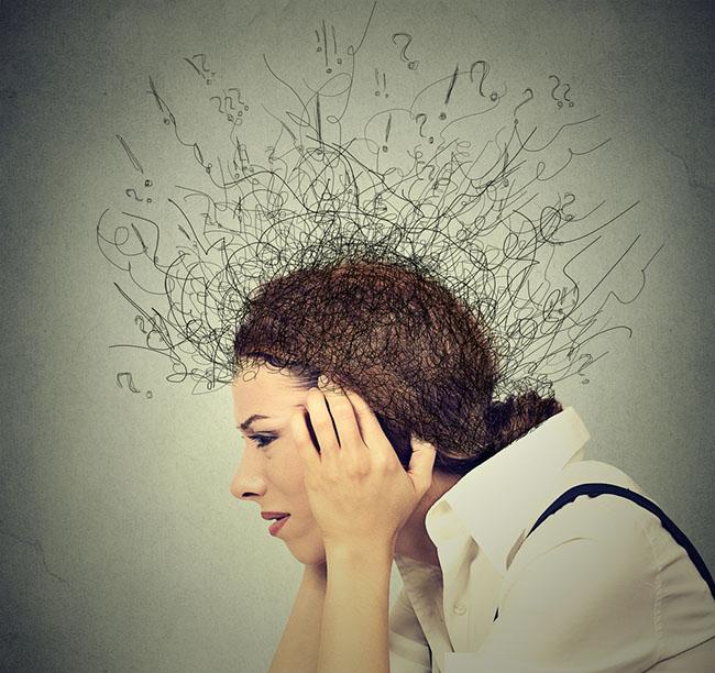 Mujer obsesiva que presenta síntomas relacionados con la hipocondría