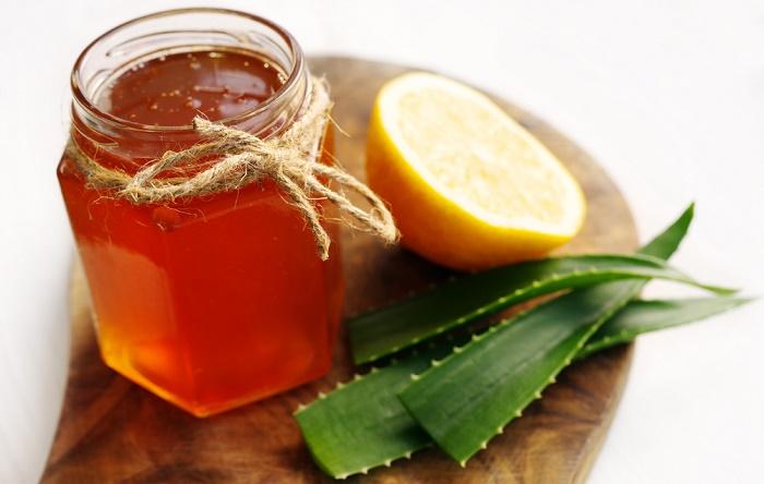 remedio natural con aloe vera