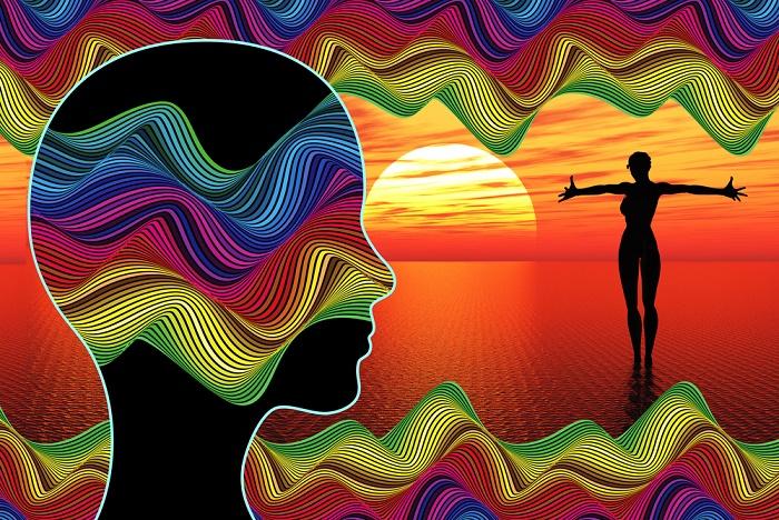 suenos lucidos ilustracion a colores