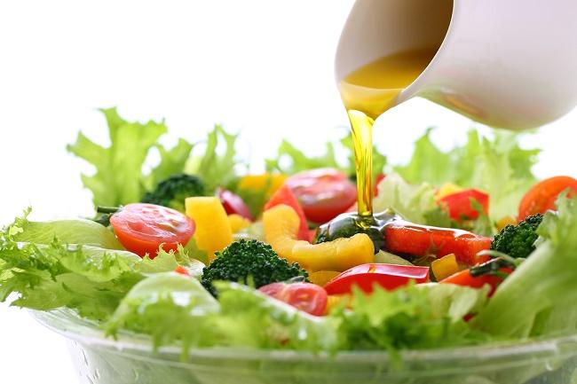 tipos de tos ensalada de vegetales