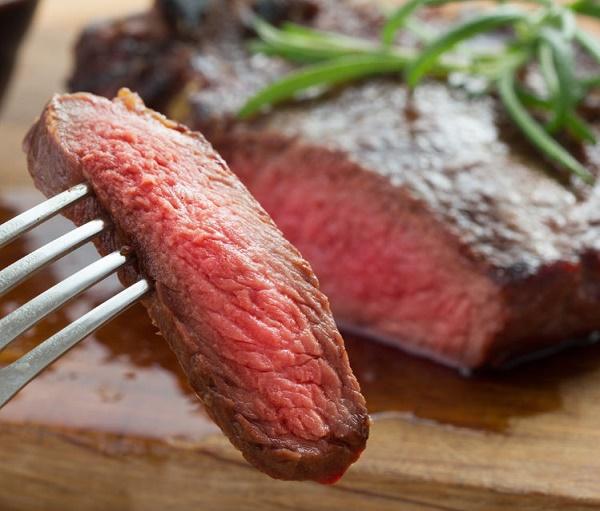 alimentos que dan vitalidad a los hombres carne