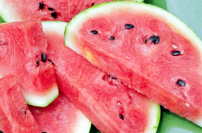 alimentos que dan vitalidad al hombre sandía