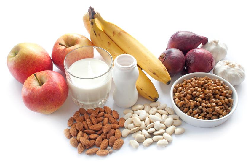 Conociendo cuales son los alimentos prebióticos