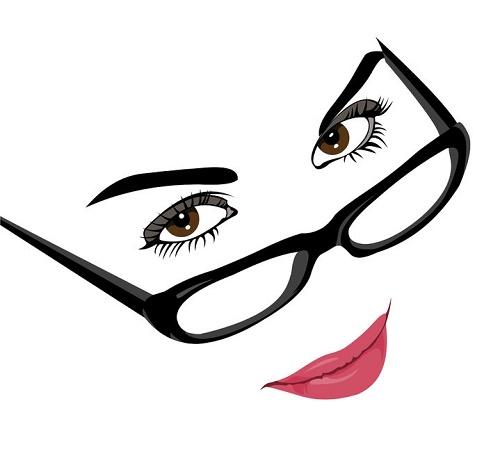 personas inteligentes con lentes