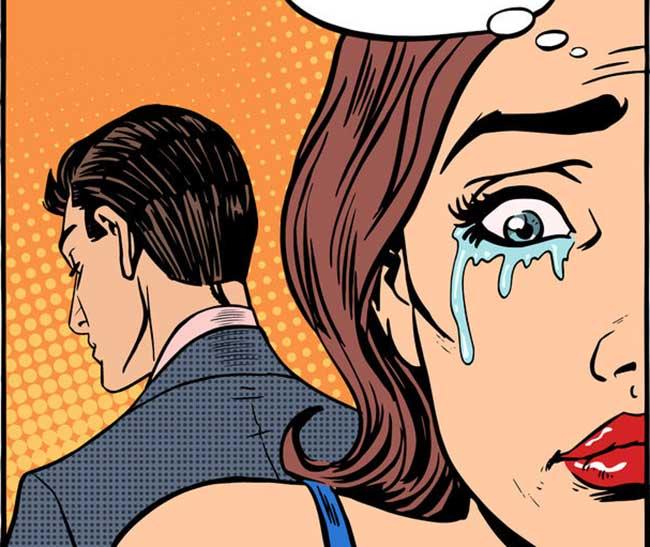 porqué las relaciones modernas terminan rápido