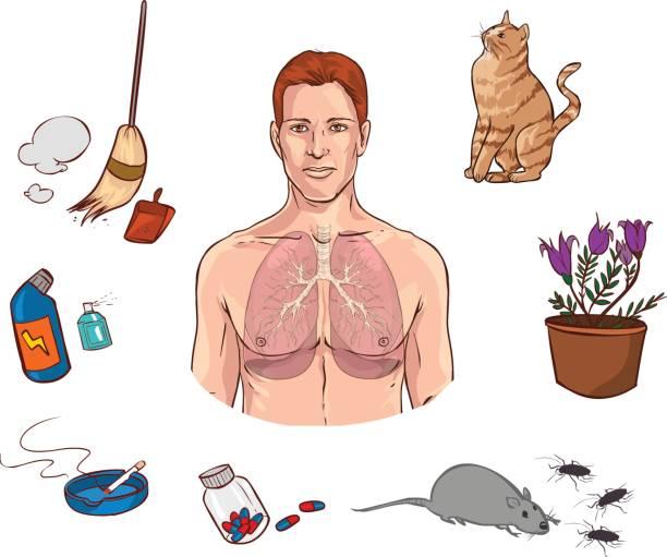 aceites esenciales para detener las alergias