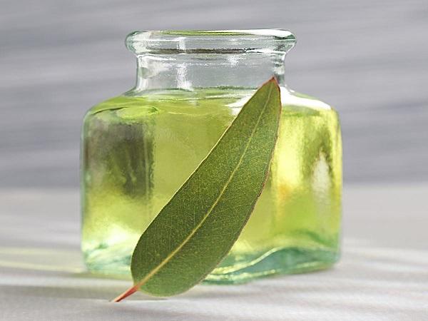 detener las alergias con aceite de eucalipto