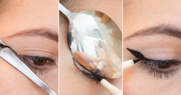 trucos fáciles para delinear los ojos