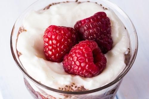 yogur para el estrés, la depresión y la ansiedad