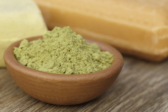 arcilla verde para tratar la piel flácida