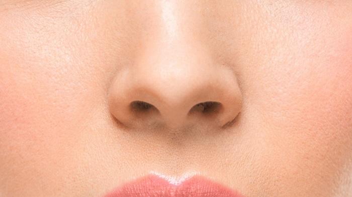 espinillas dentro de la nariz dolor