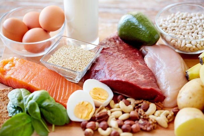 peso corporal proteínas