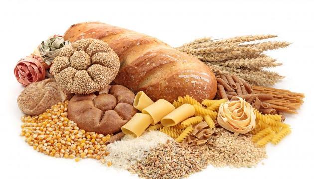 productos con harina refinada
