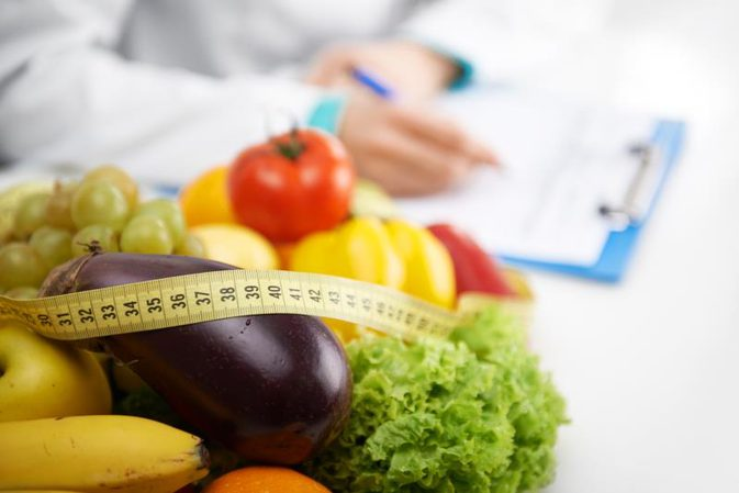 la consulta con un nutricionista si eres vegano